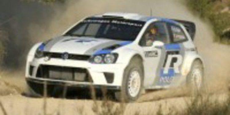 Carlos Sainz hará debutar el Polo R WRC de Volkswagen
