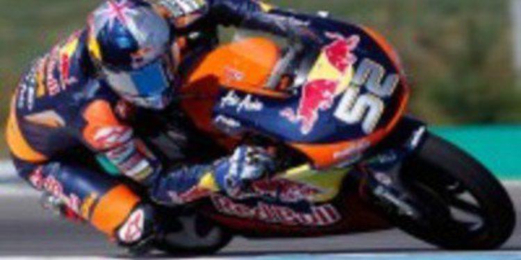 Danny Kent podría competir con Tech3 en Moto2 2013