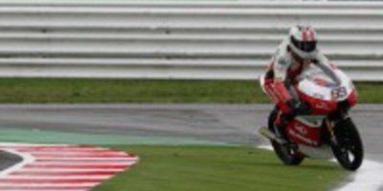 Danny Webb se mantiene en Moto3 gracias a WWC