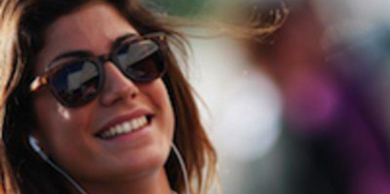 """Hablamos con Vicky Piria, piloto de GP3: """"No hay nada que pueda parar a una mujer para ser una piloto rápida"""""""