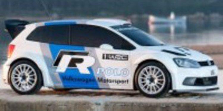 El Polo R WRC no estará en la caravana del WRC 2012