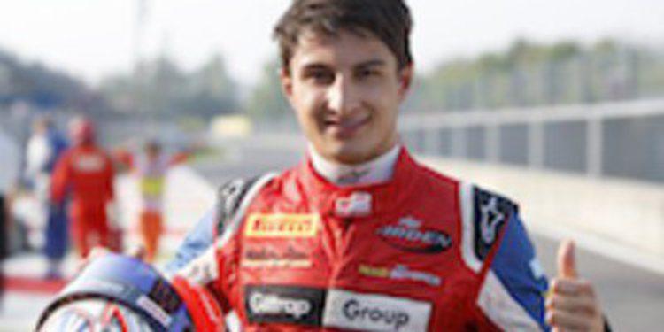 """Mitch Evans, nuevo campeón de GP3: """"Todo el trabajo ha tenido su recompensa. Es un sueño hecho realidad"""""""