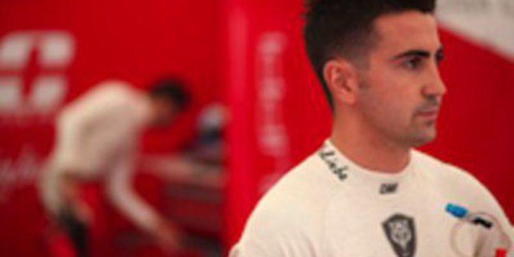 Johnny Cecotto y Fabio Onidi sancionados para la segunda manga de GP2 en Singapur