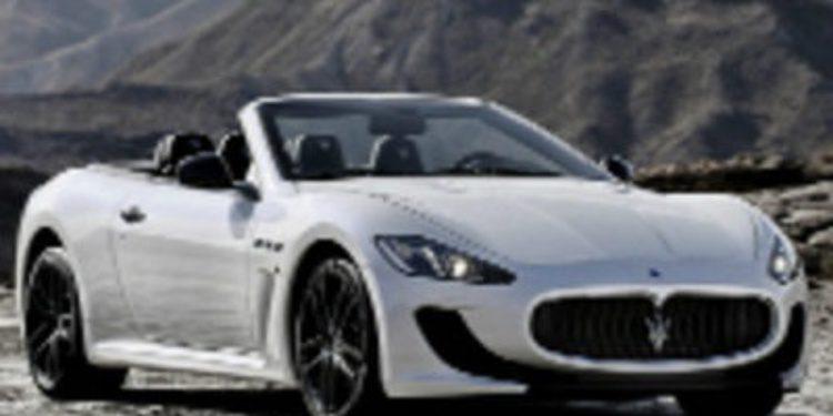 Maserati se descubre en París