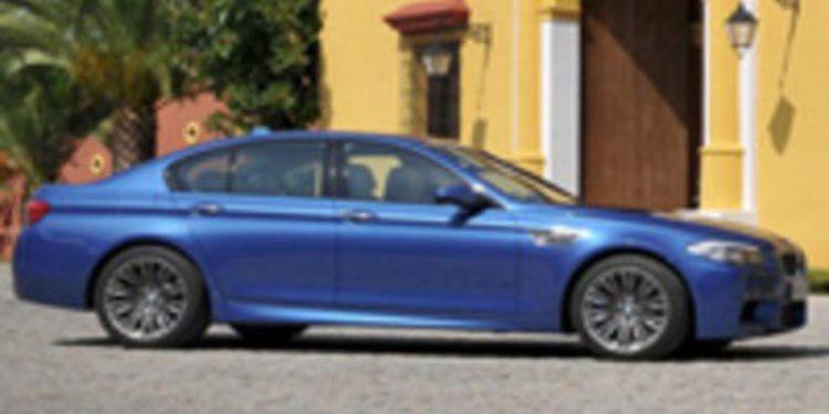 BMW dejará de producir los M5 y M6 temporalmente, y desaconsejará su uso a los propietarios