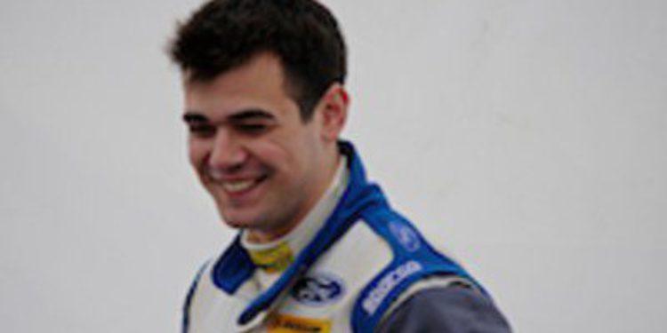 Status GP confirma a Ryan Cullen para los test de post temporada de GP3 en Jerez y Estoril