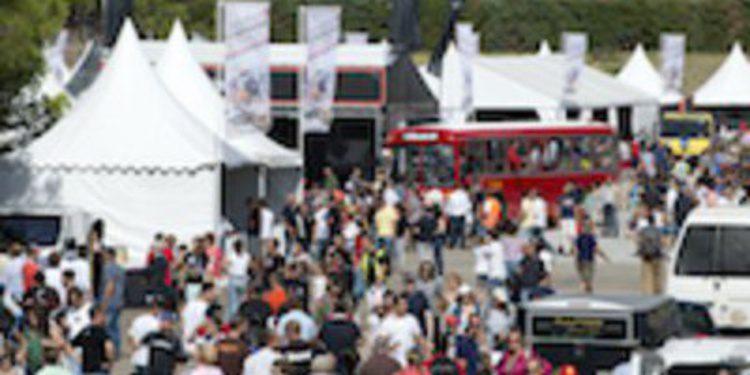 21.000 personas acudieron a la segunda edición del Jarama Vintage Festival