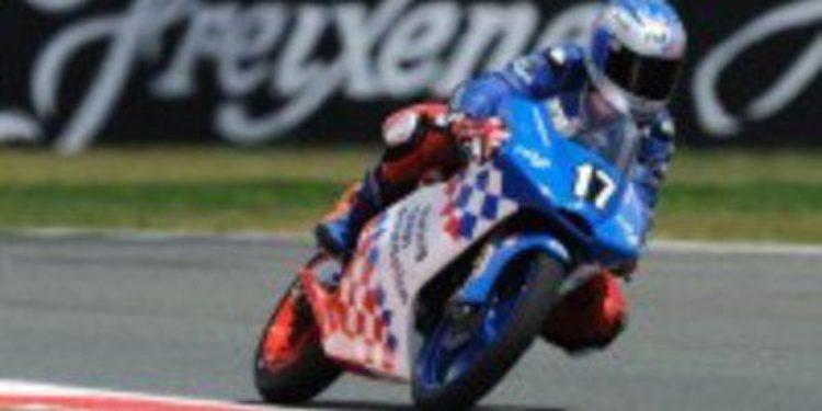 John McPhee sustituirá al lesionado Alexis Masbou en Moto3