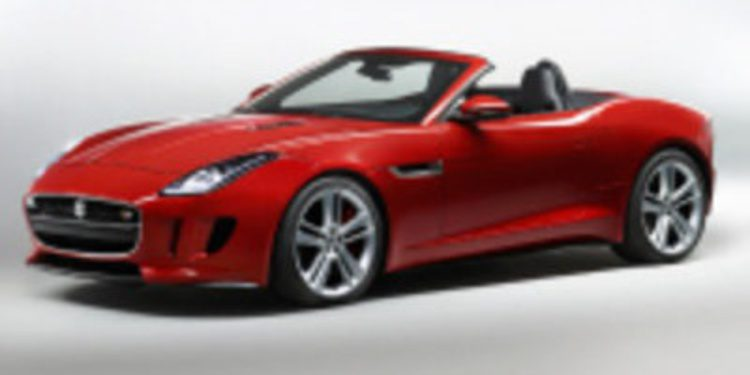 El Jaguar F-Type en datos