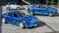 Cinco novedades para Mercedes Benz
