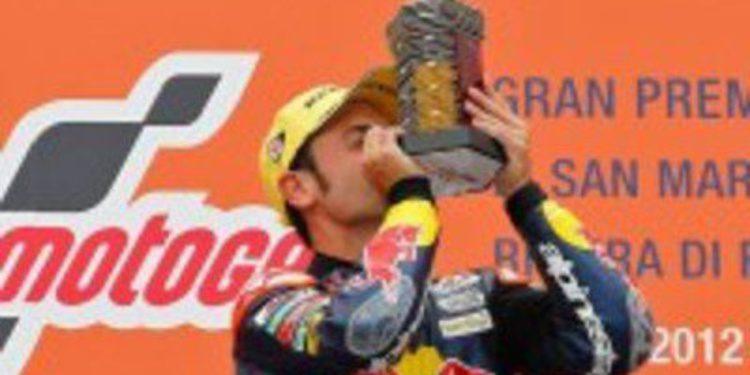Sandro Cortese saltará a Moto2 2013 con Intact GP