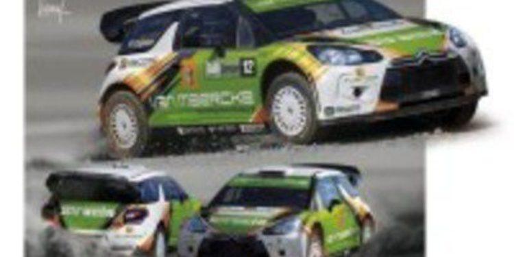 El Citroën DS3 RRC debutará en el Rally du Valais