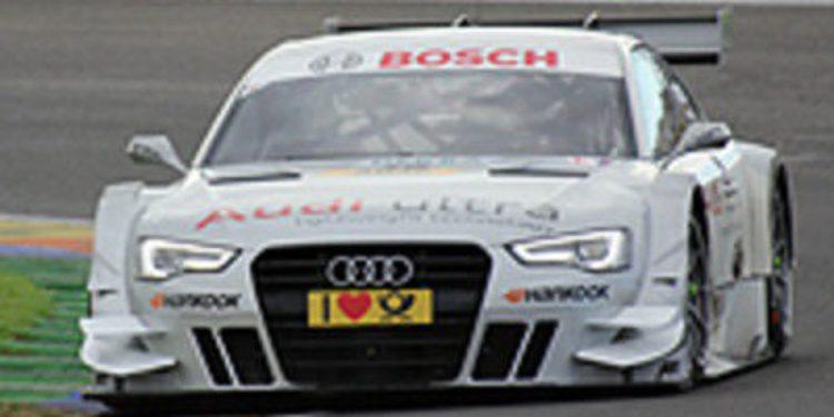 Augusto Farfus saldrá desde la pole en Valencia