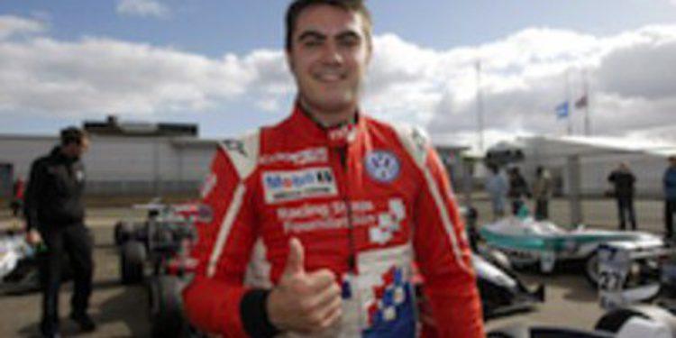 Jack Harvey se hace con las dos poles en la última prueba de la F3 Británica