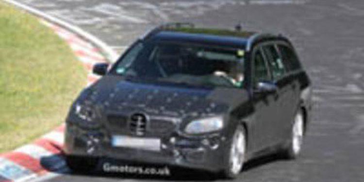 Se filtran detalles del nuevo Mercedes-Benz Clase E