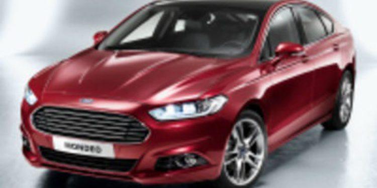Se presentan las novedades de Ford para Europa