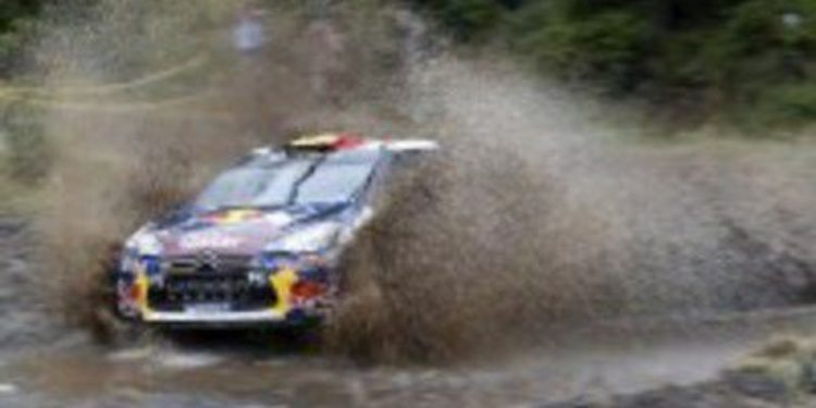Thierry Neuville seguirá en el equipo Junior de Citroën Racing