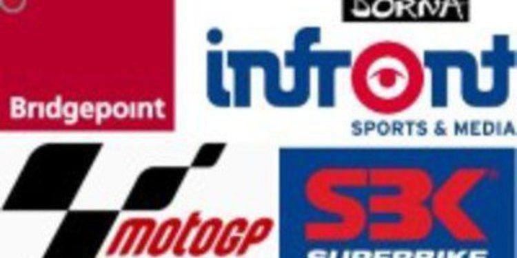 El Mundial de MotoGP y el de SuperBikes son dominio de Dorna