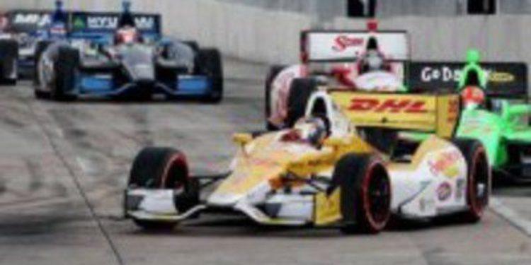 La IndyCar presenta novedades en el calendario 2013