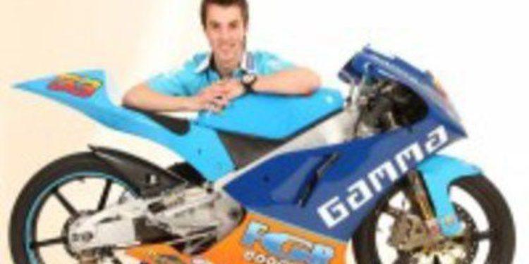 Jasper Iwema es sustituido por Josep Rodríguez en el FGR de Moto3