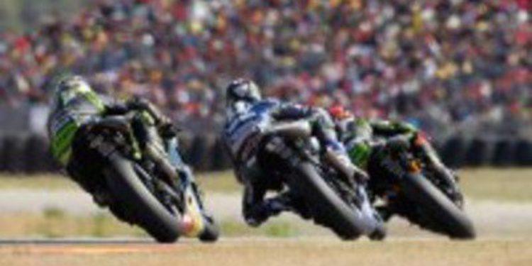 El sistema de clasificación del Mundial de Motociclismo a examen