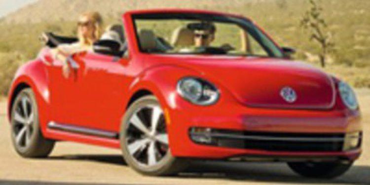 Nuevo Volkswagen Beetle Cabrio