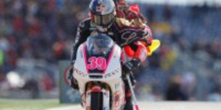 Luis Salom será piloto KTM en Moto3 para 2013