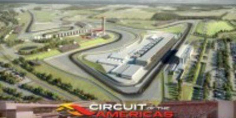 El Gran Premio de Austin confirmado para MotoGP 2013