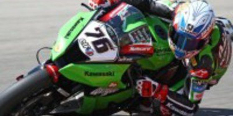 Loris Baz cierra la pareja de Kawasaki Racing para el WSBK 2013