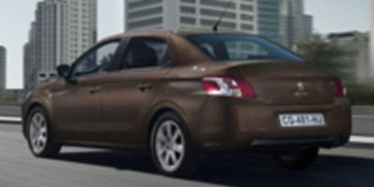 El nuevo Peugeot 301 desde todos los ángulos