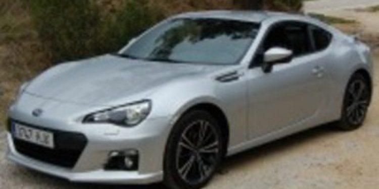 Subaru fija el precio y la fecha de venta del BRZ