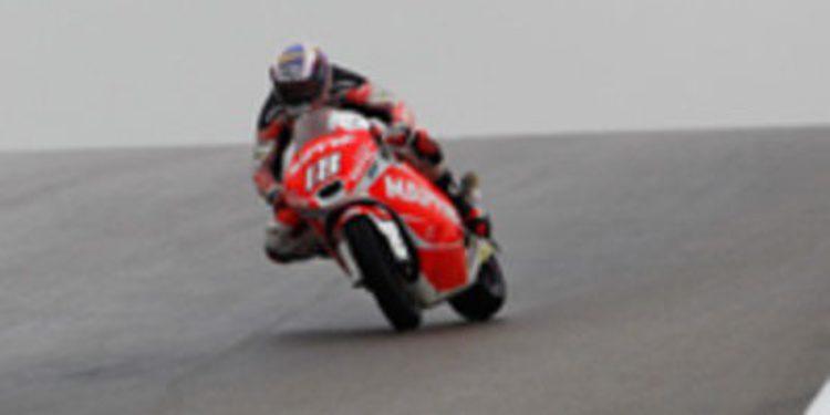 La curva 4 del Circuit de Valencia se llamará Nico Terol