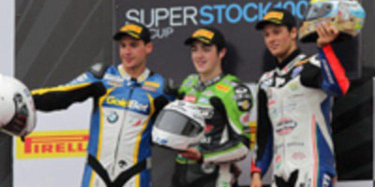 Los otros vencedores del Mundial de SuperBikes en Francia