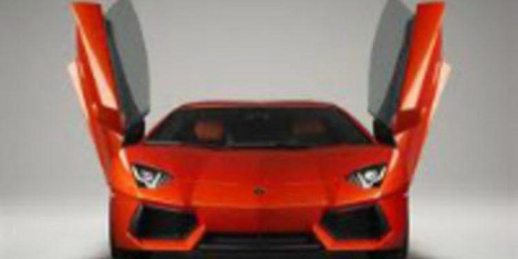 Más opciones para el Lamborghini Aventador