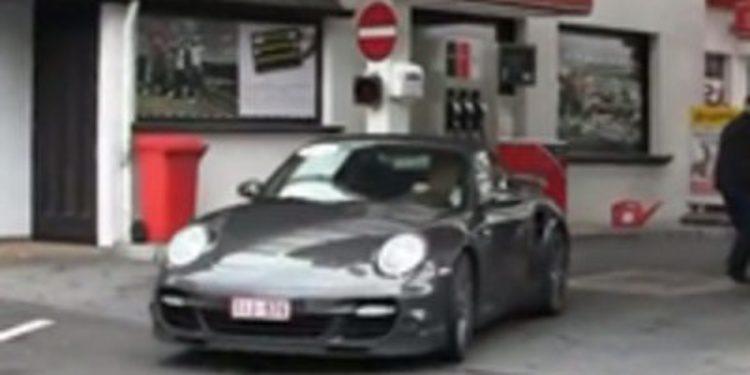 ¿Qué veremos si paramos en una gasolinera en los alrededores de Nürburgring?