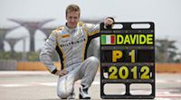 """Davide Valsecchi, campeón de la GP2: """"Espero estar en Fórmula 1, estoy preparado para dar el salto"""""""