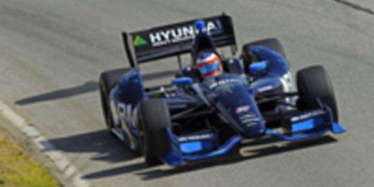 La IZOD IndyCar Series reduce los test para 2013