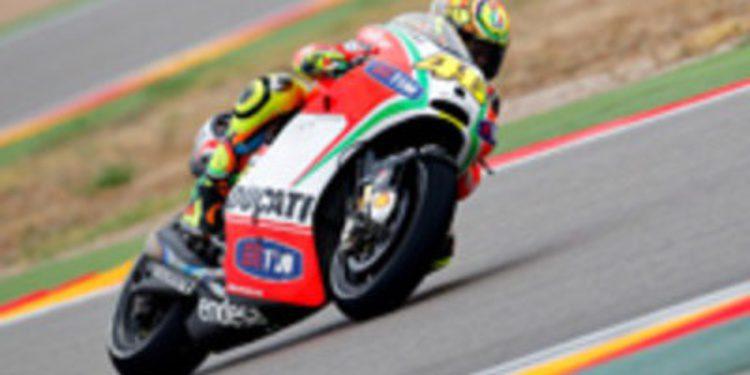 El equipo Ducati quiere un buen resultado en Motegi