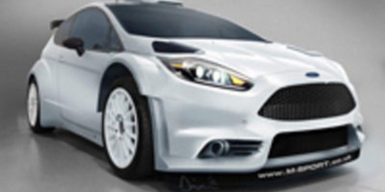 M-Sport podría estar pensando en el ERC 2013