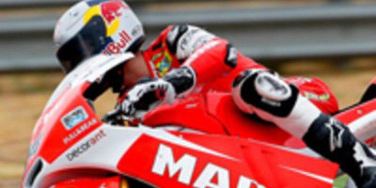 Jonas Folger arranca con el mejor crono los FP1 de Moto3 en Motegi