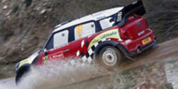 Mini abandona el WRC y Prodrive confirma su permanencia en el Mundial