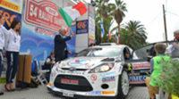 Giandomenico Basso cierra la etapa 1 del Rally de San Remo en cabeza
