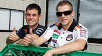 Sandro Cortese acaba los libres de Moto3 en Japón desde lo más alto