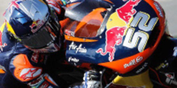 Danny Kent suma su primera pole de Moto3 en Japón