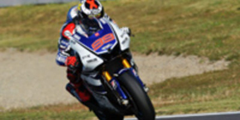 Jorge Lorenzo supera a Pedrosa por la pole de MotoGP en Japón
