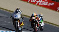 Pol Espargaró suma la pole de Moto2 en Japón con primera fila española