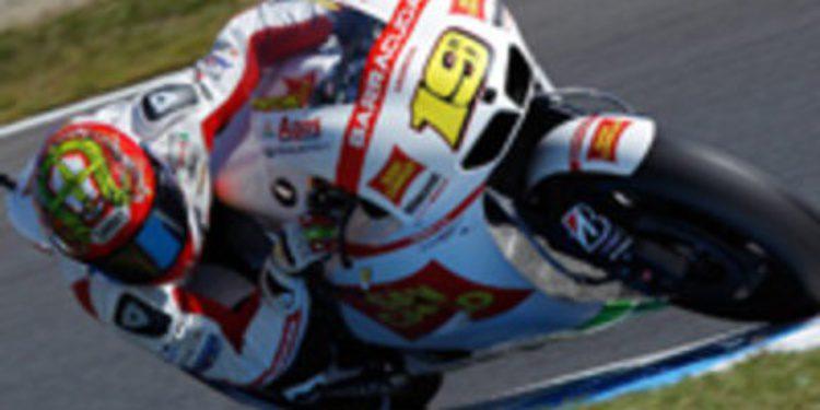 San Carlo Honda Gresini confirma a Álvaro Bautista para 2013