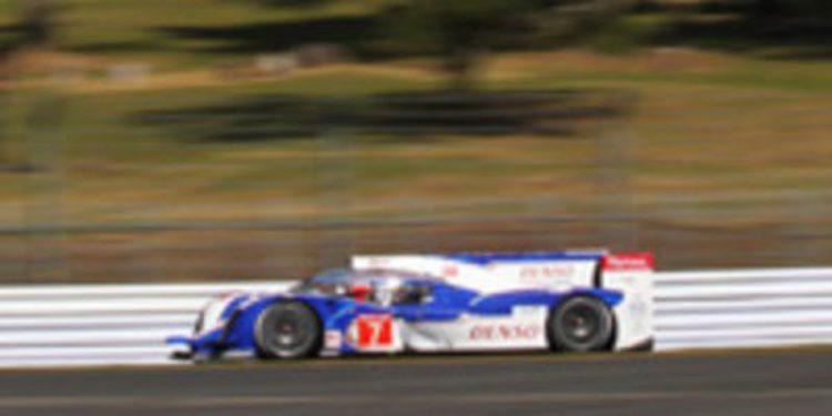 Kazuki Nakajima y Toyota consiguen la pole en casa