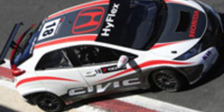 El Honda Civic competirá como homologado a nivel nacional