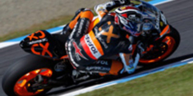 Legendaria remontada en Moto2 de Marc Márquez para ganar en Japón